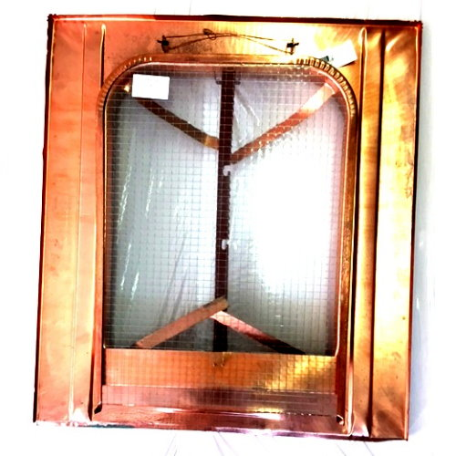 Lucernaio piani vetro rame fedecarl for Costruisci piani senza cupola